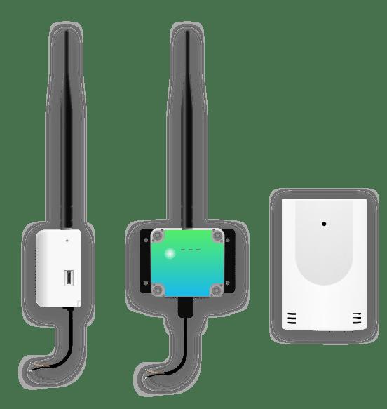 Capteurs de télérelève - télérelever consommations usage