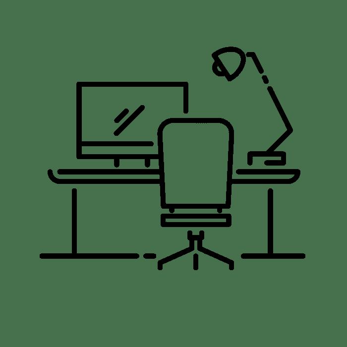 smart office. Flex office