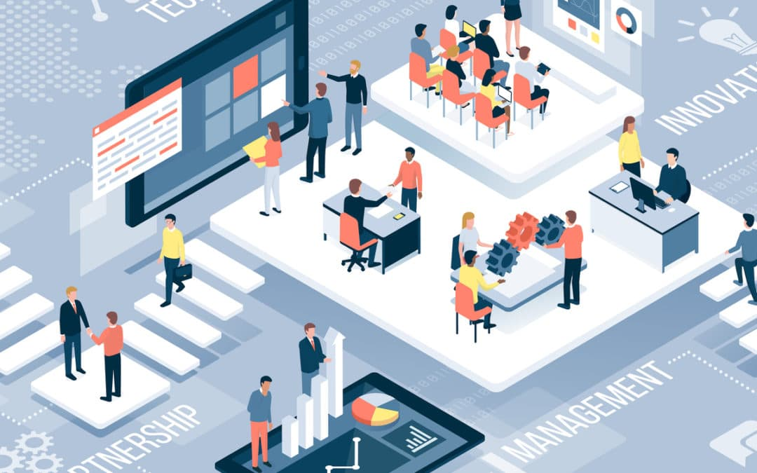 MY WORKSPACE, épisode2 :fluidifier la communication au sein des bâtiments