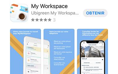 My Workspace, simplifiez votre quotidien professionnel !