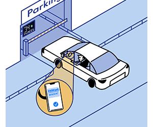My Workspace: réserver sa place de parking avant de partir au bureau